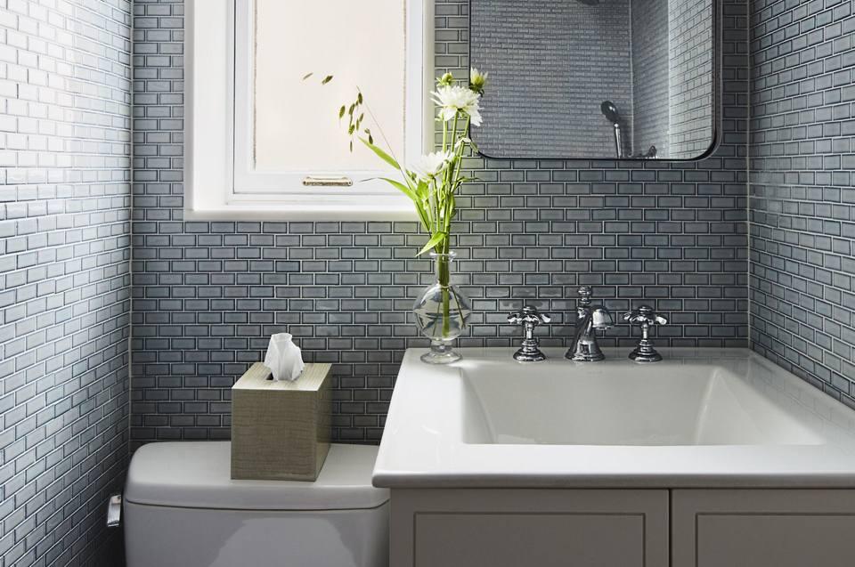 Wąska łazienka 20 Ciekawych Pomysłów Na Jej Aranżację