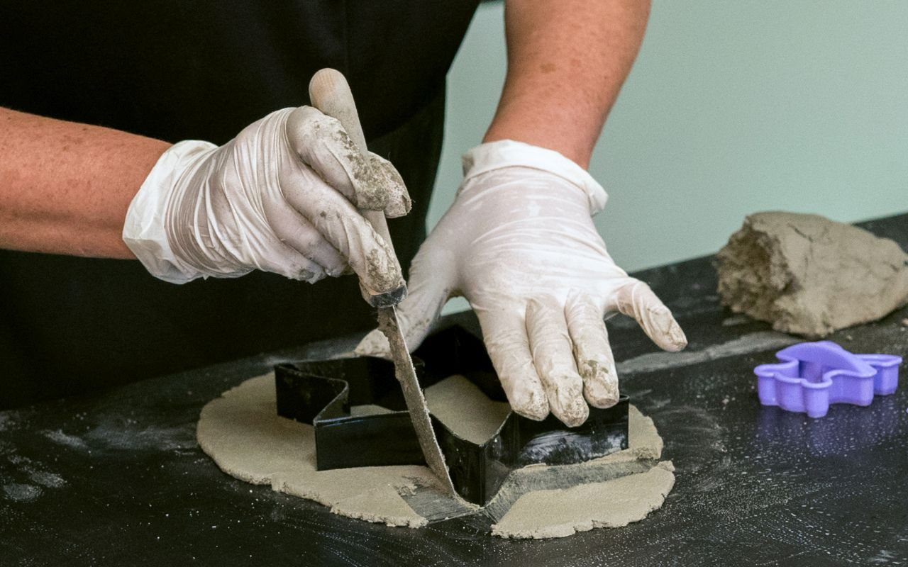 jak zrobic dekoracje z betonu
